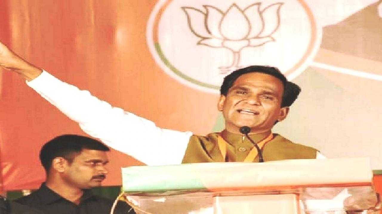 Chian and Pakistan behind farmer protest in Delhi says state minister Raosaheb Danve