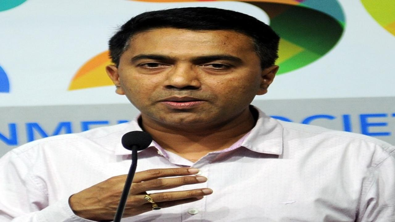 We will do our utmost to help American companies interested in investing in Goa Chief Minister Pramod Sawant