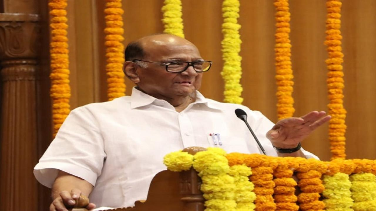Former Agriculture Minister Sharad Pawar asked Where is the APMC mentioned in the three agricultural laws