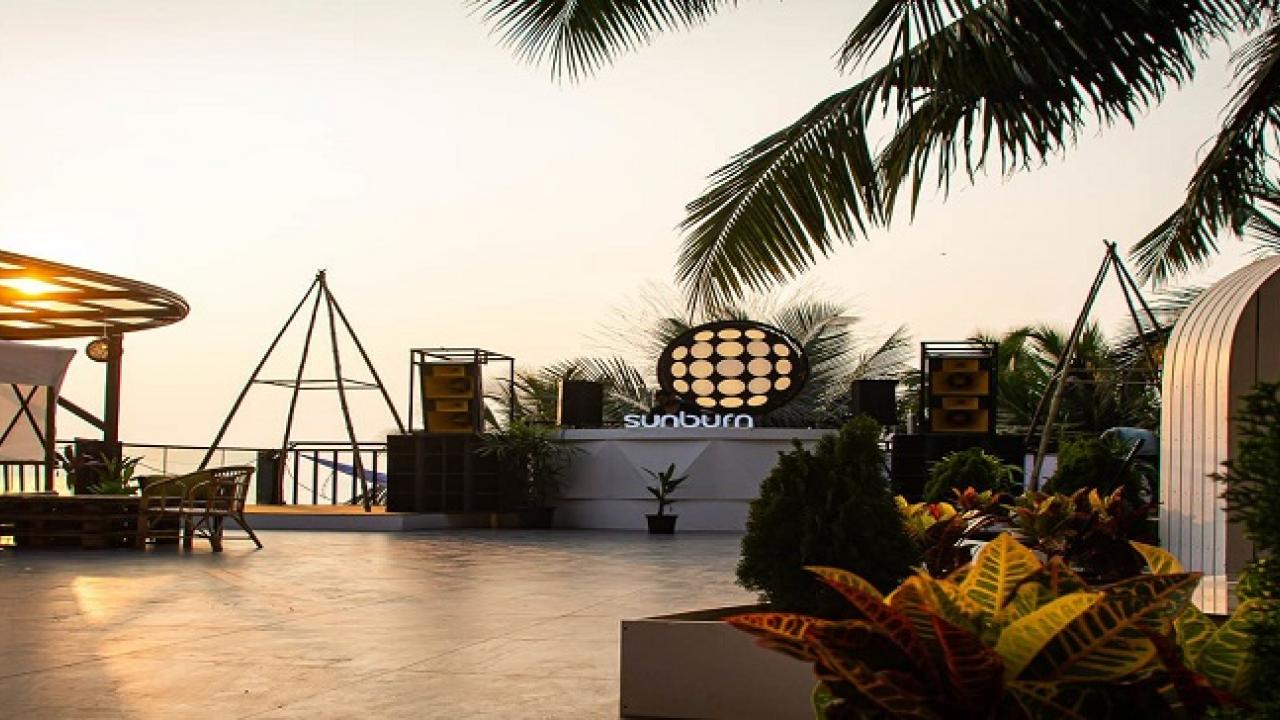 Beach Club to start in Sunburn Goa