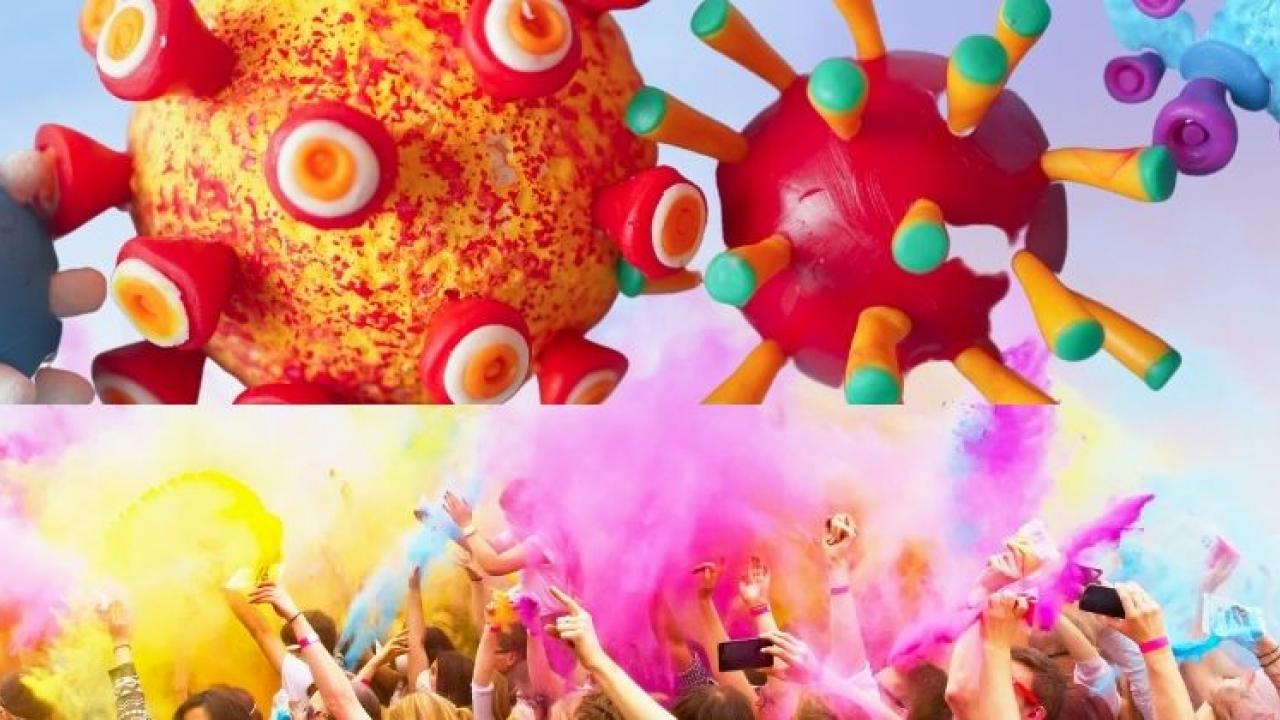 Holi 2021 Guidelines Corona Guidelines for Holi in Delhi Uttar Pradesh Bihar MP Gujarat