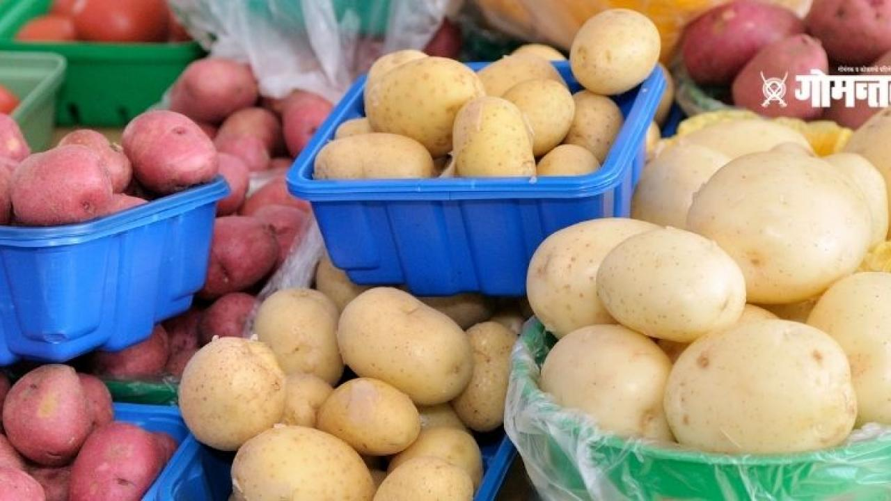 Increase in potato production has led decline in prices