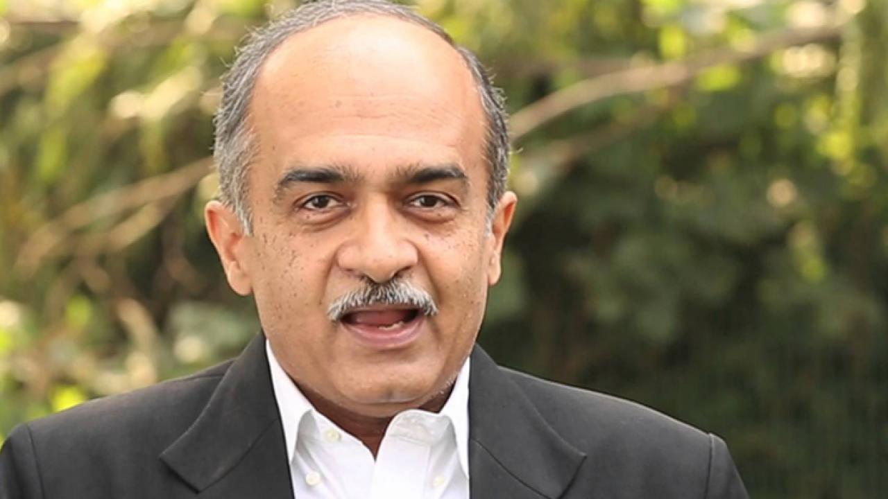 Prashant Bhushan fined Rupess 1 for contemp of Supreme court