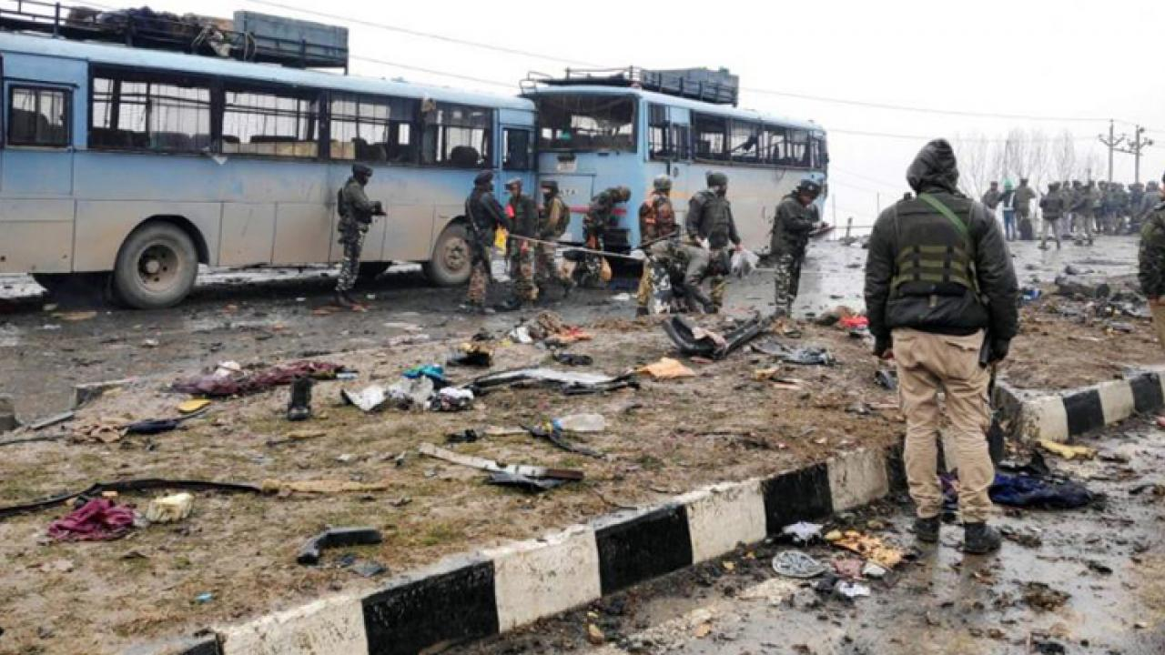 Pulwama terror attack: NIA names Masood Azhar, his brother in chargesheet