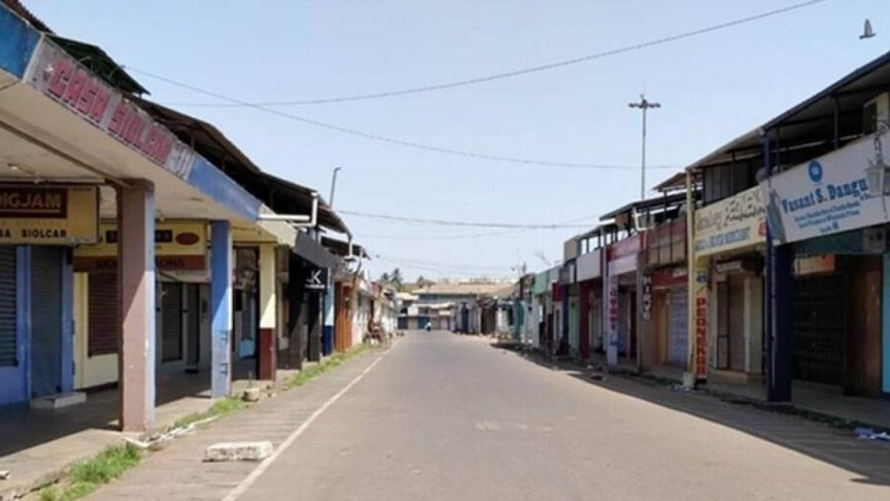 Goa What started what stopped during the 15 day curfew