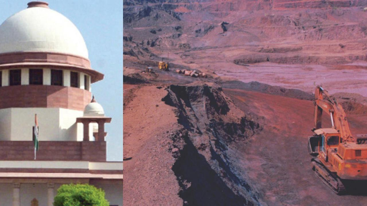 Supreme Court postpone mining case on 25 september