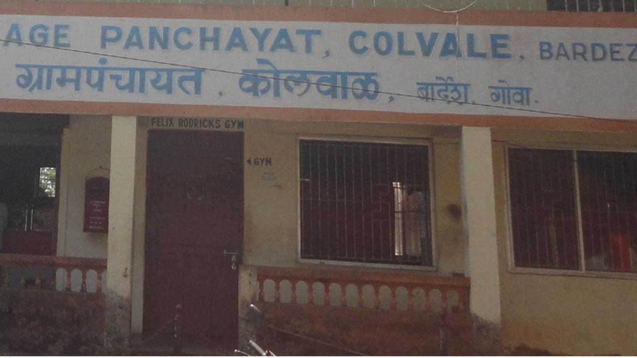 54 illegal scrap yards dumps in Colvale panchayat; political conflicts between MLAs