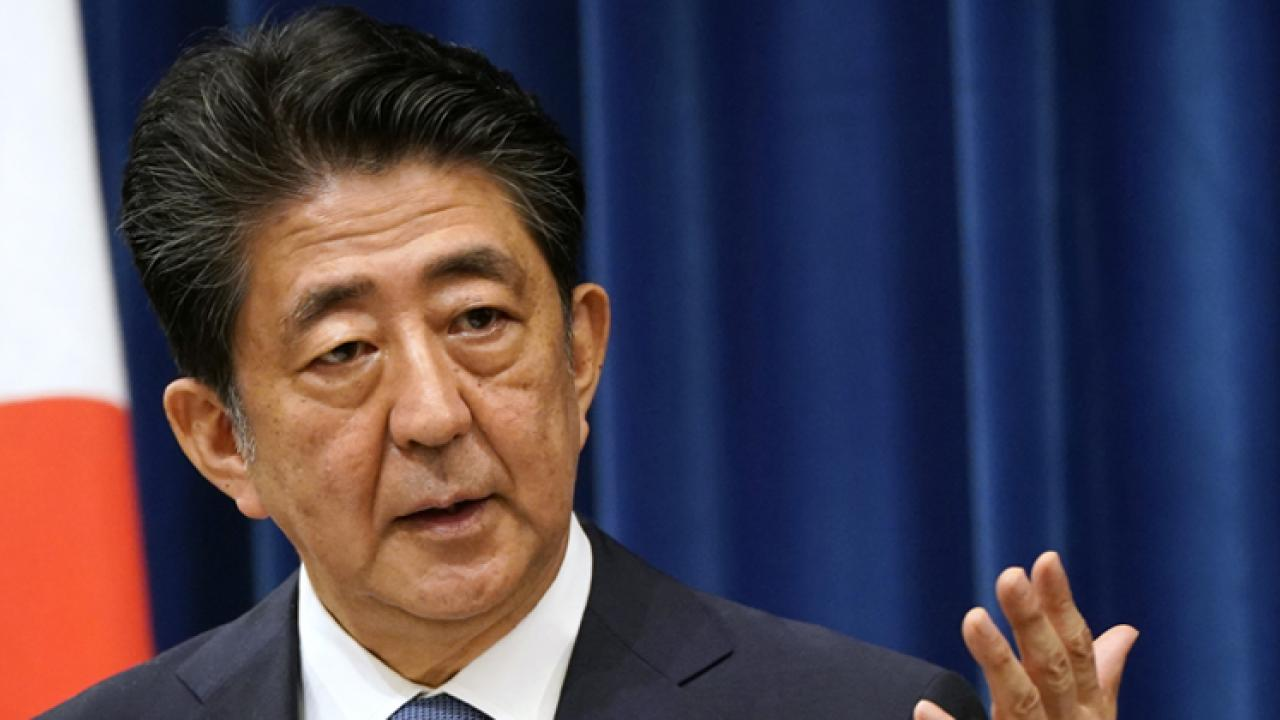 article on Japan prime Minister Shinzo Abe