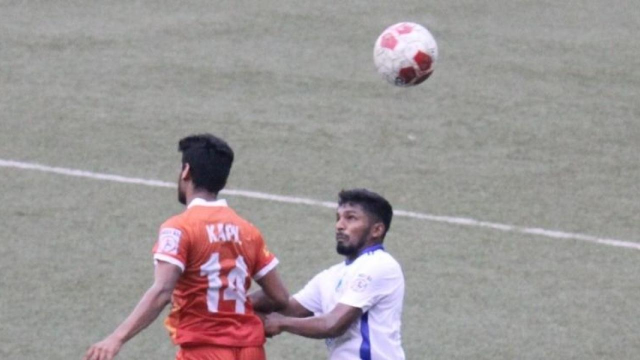 Goa Professional League FC Goa was stopped by Sejane