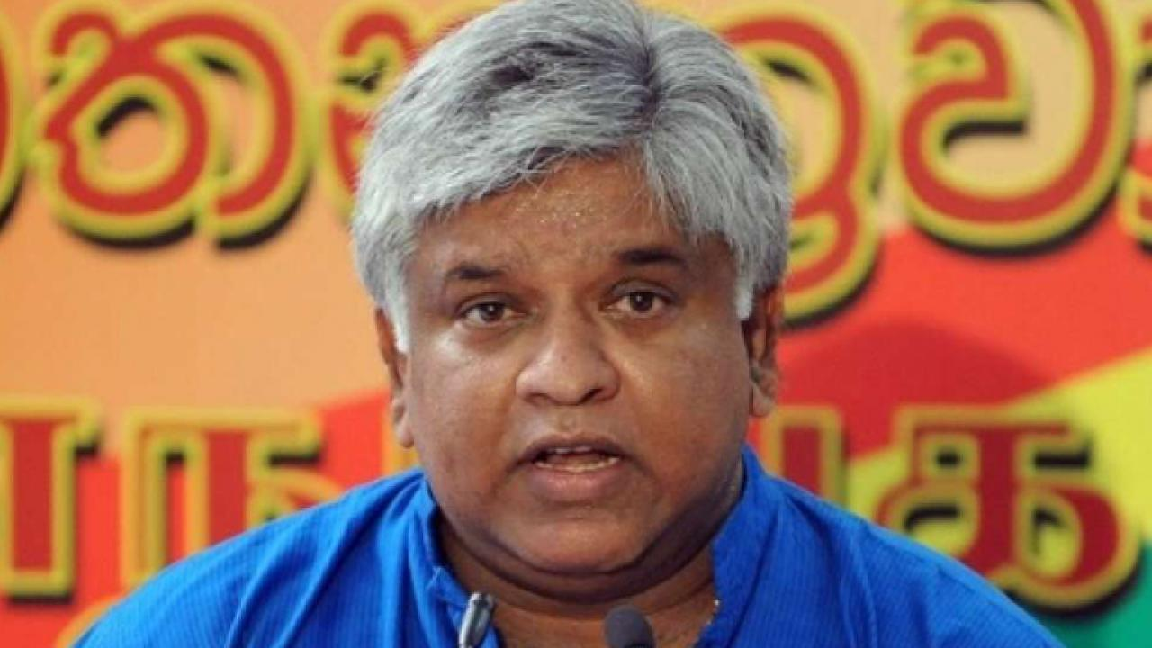 Former Sri Lankan cricketer Arjun Ranatunga ready to take over UNP leadership
