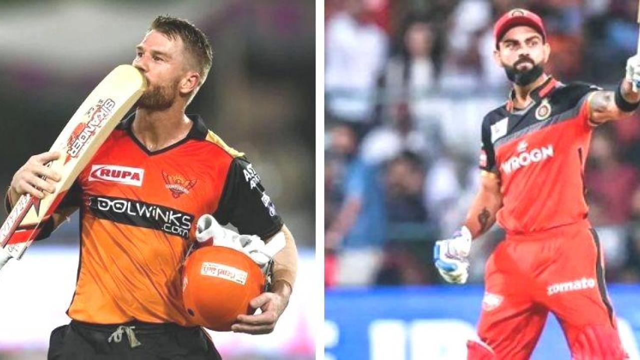 Last chance for RCB and SRH to enter the final of IPL 2020