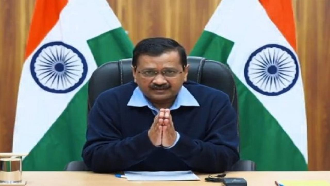 Arvind Kejriwal appreciated  AAPs first victory in Goa Zilla Panchayat elections
