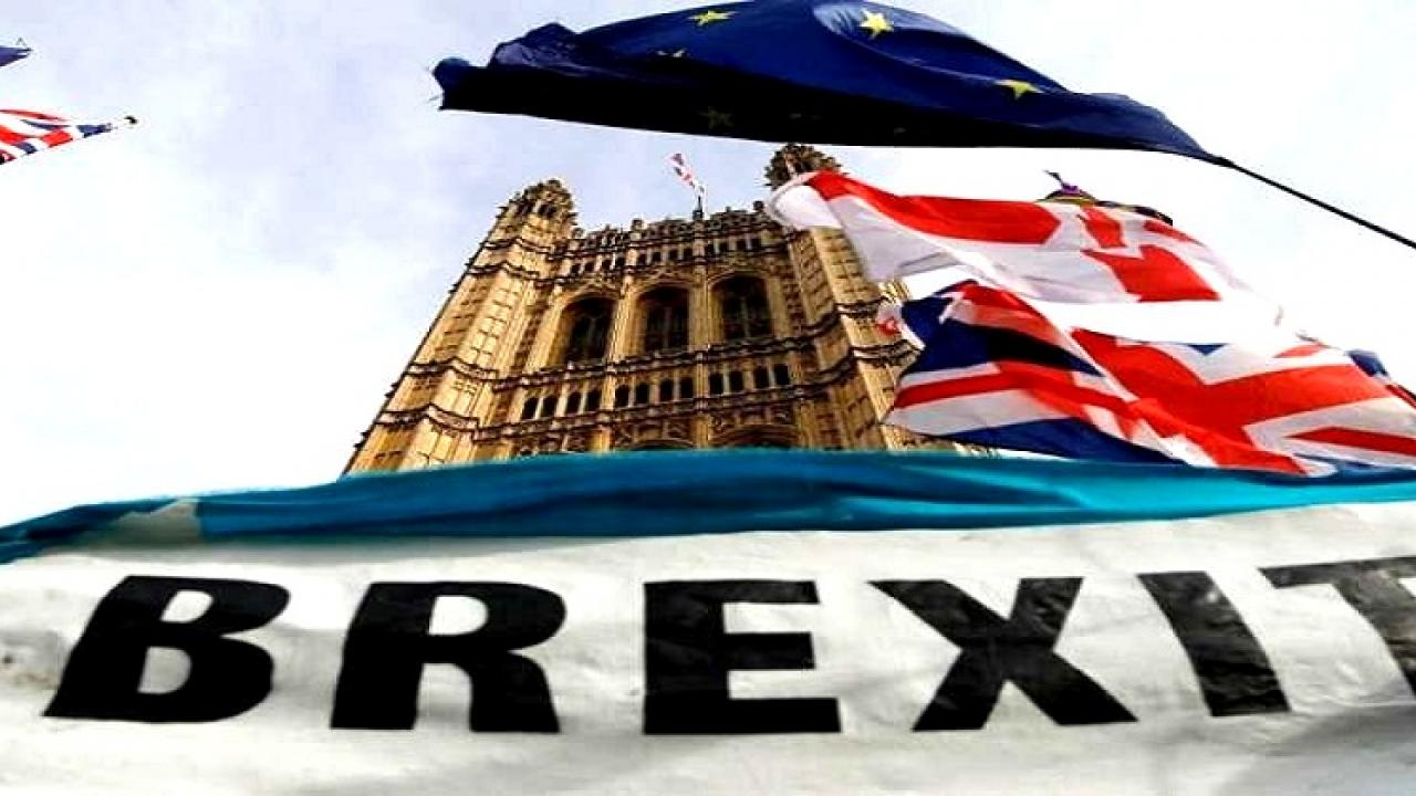 Brexit UK leaving European Union is beginning of a new era for EU as well as  or the world
