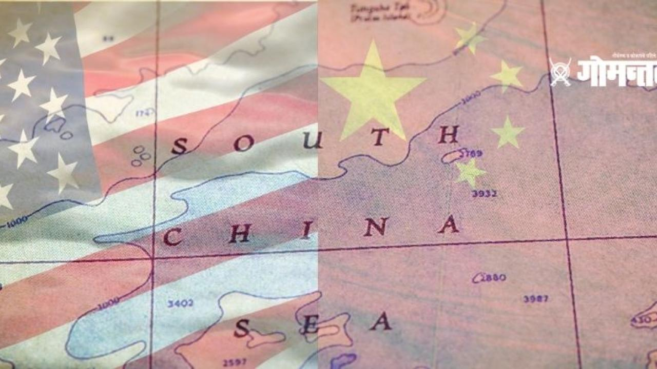 China sparks conflict in US once again