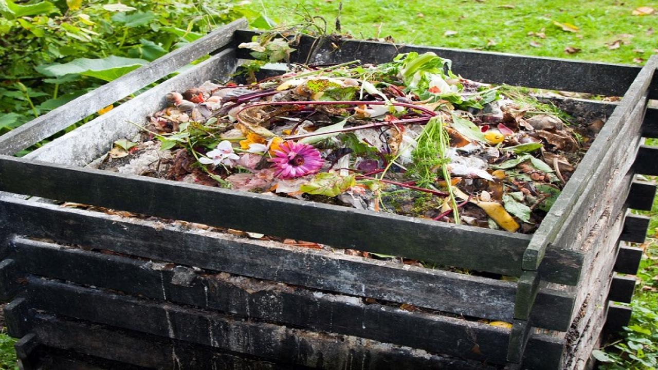 Will make compost from waste