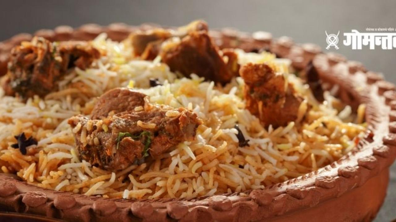 Dubai based restaurant launched most expensive biryani in the world