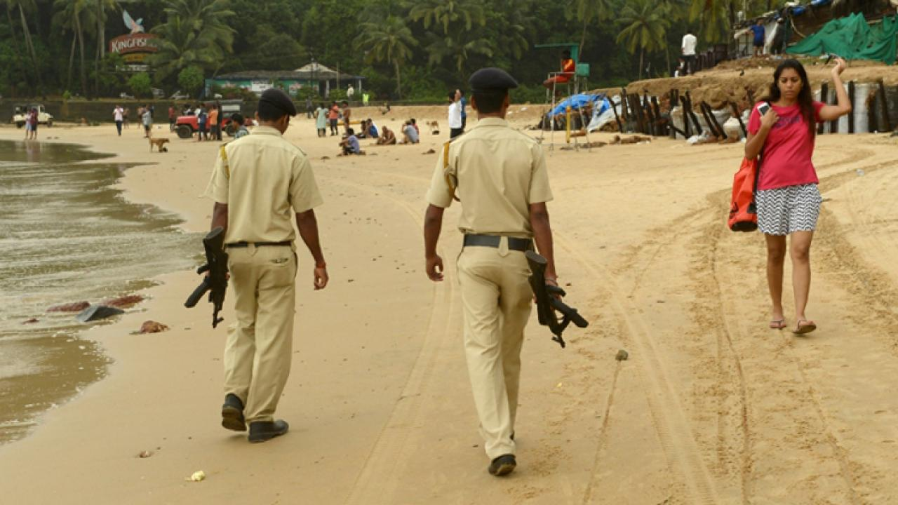 editorial article on Goa law and order by Narendra Tari