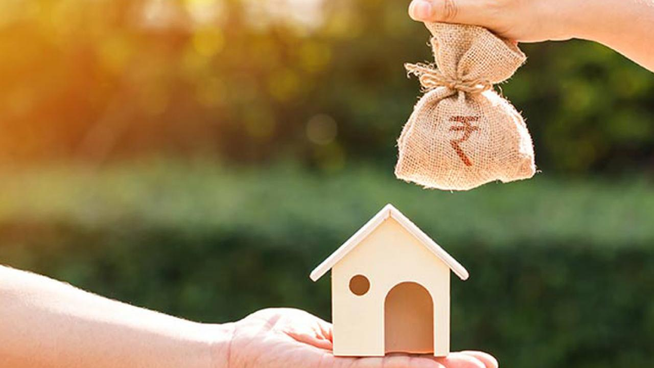 editorial article: Do not relied on home loan; sank in to debt by Mahesh Tandel