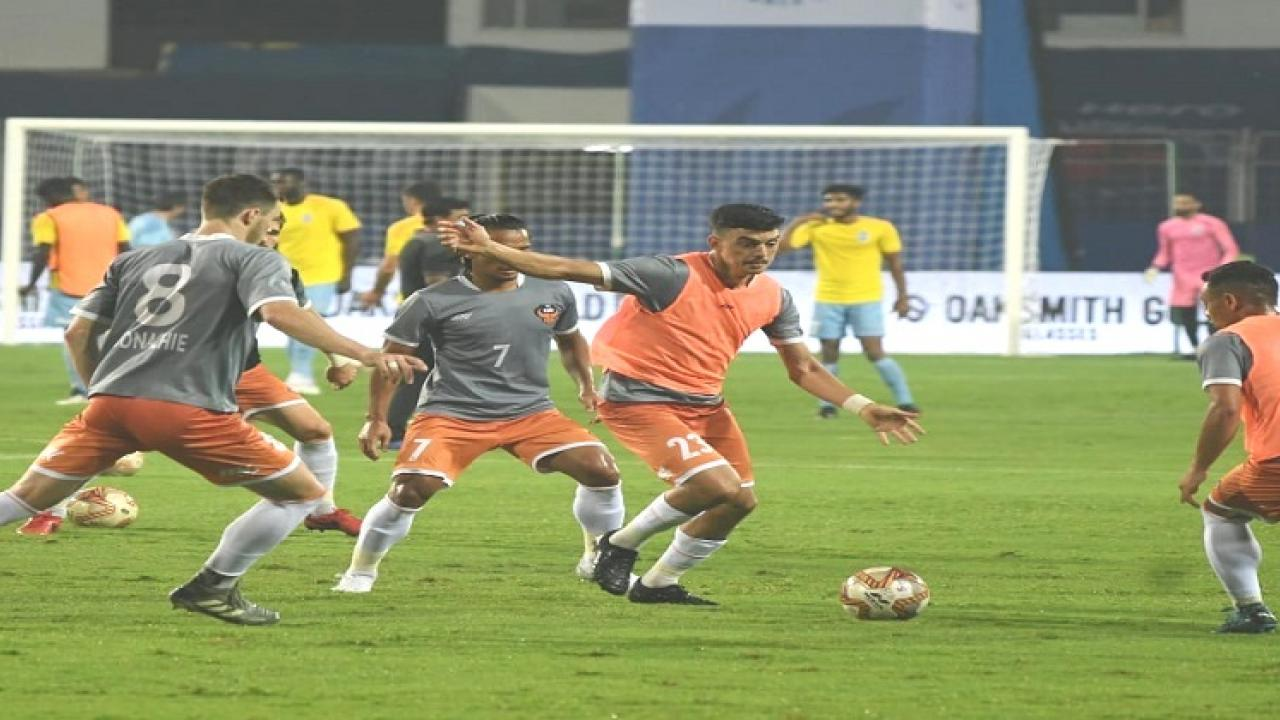 FC Goa to play against Northeast United in ISL match to be played in Fatorda FC Goa to play against Northeast United in ISL match to be played in Fatorda