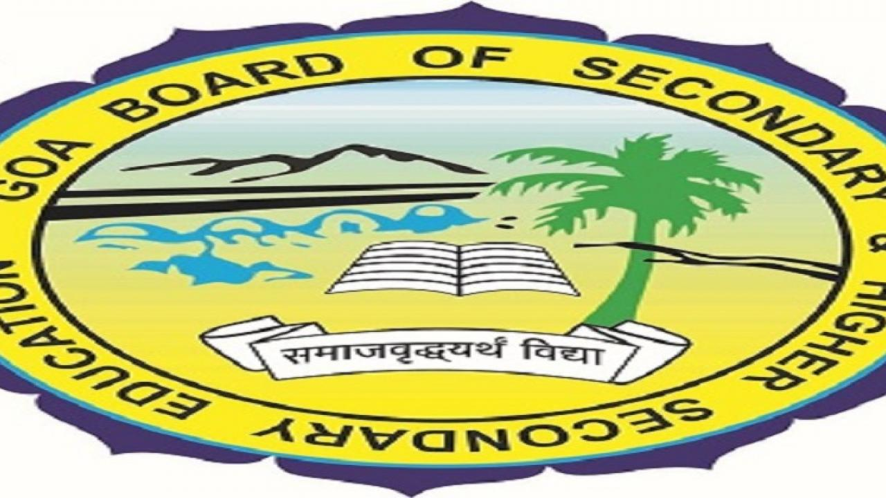 12th Board examinations 2021  Written exam by Goa Board of Secondary and Higher Secondary Education GBSHSE would be held from April 26 to May 15 2021