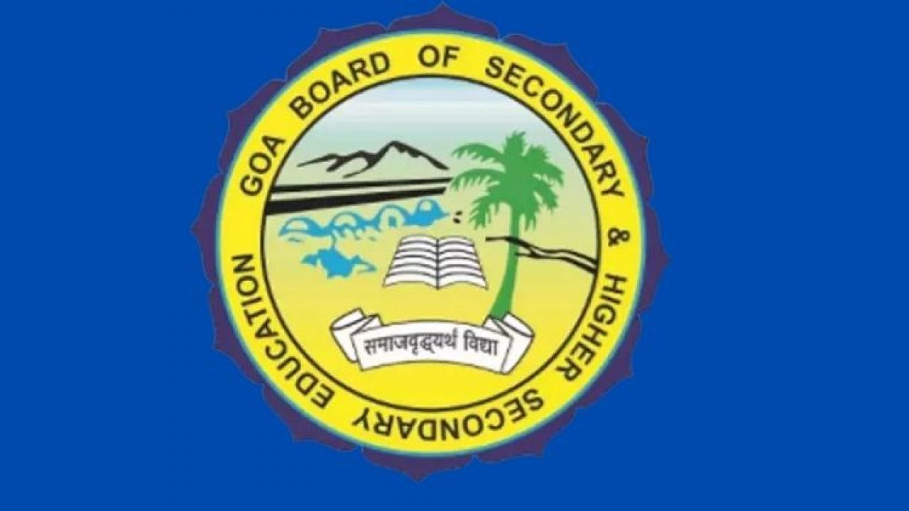 goa hsc board exam