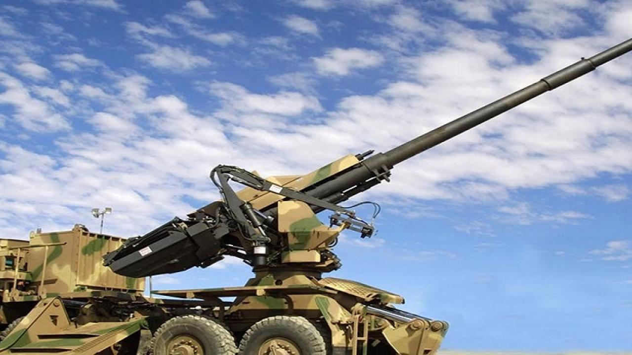 """newly-produced ATAGS howitzer is the """"best gun in the world with the capability to strike targets at the longest range of 48 kilometres"""