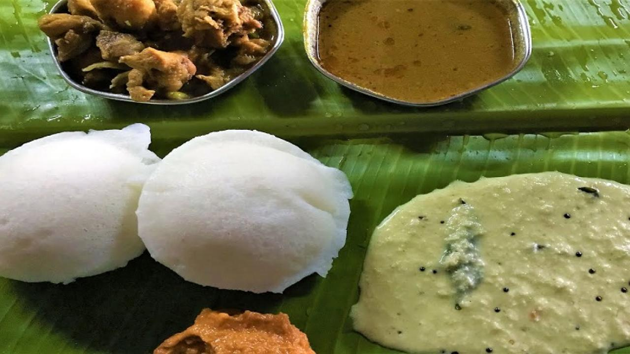 Nonvegetarian Idli can be tasted in Goa