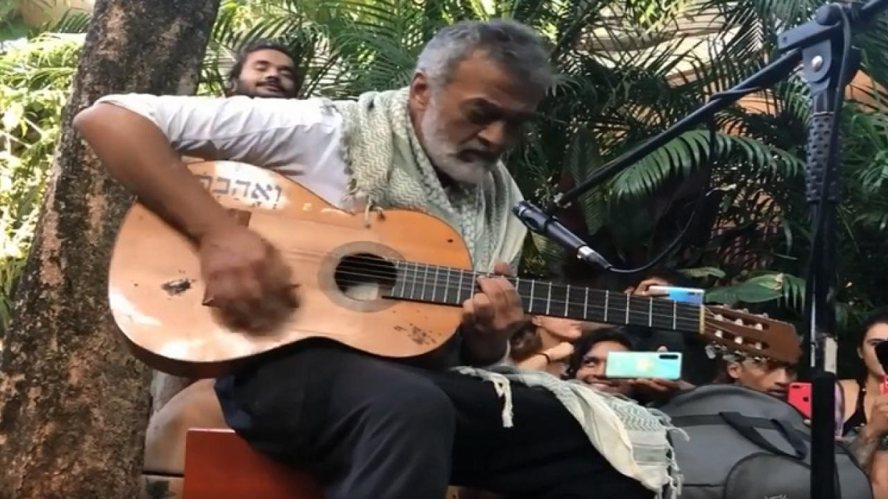 lucky ali live in goa