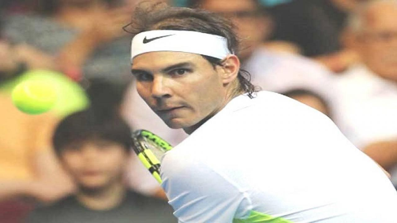 Tennis player Rafael Nadal completed 1000 victories