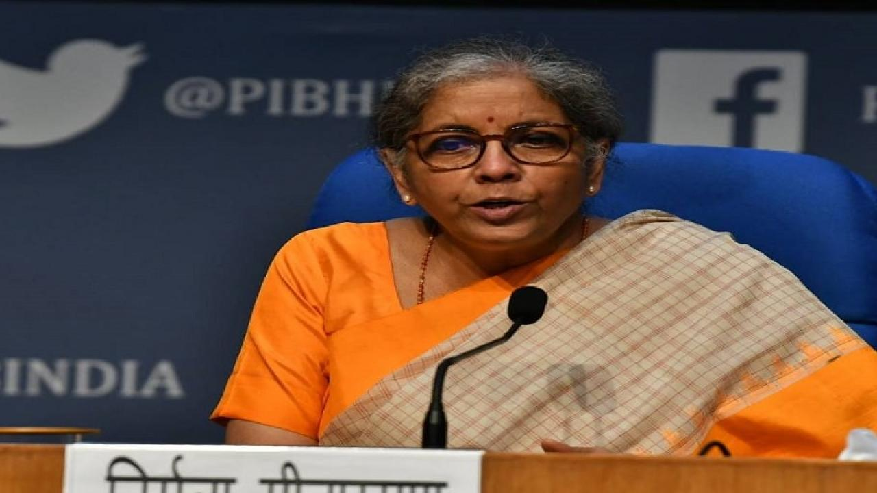 Employment opportunities for workers  Finance Minister Nirmala Sitharaman
