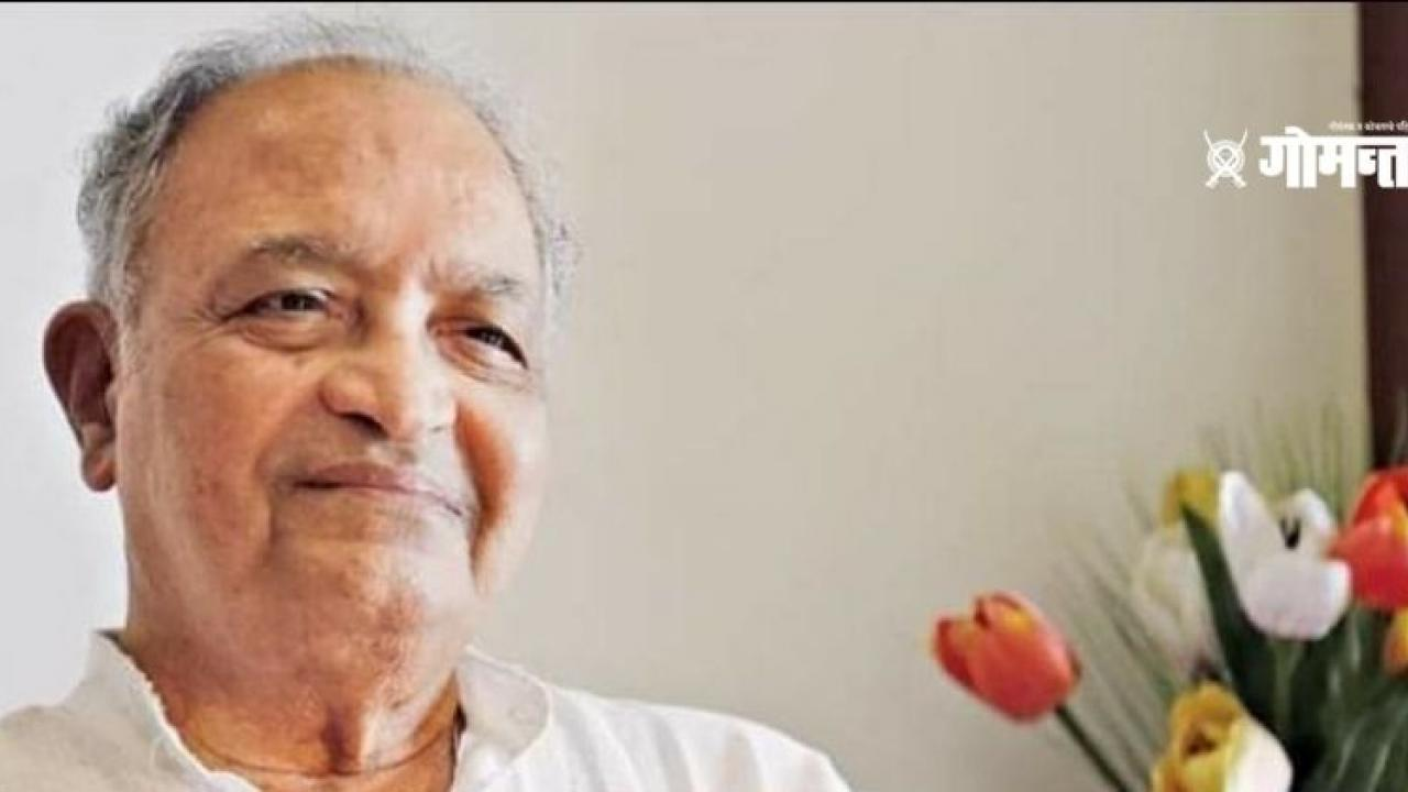 Former Justice P.B. Sawant passed away