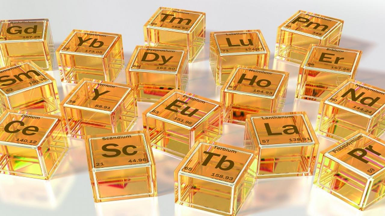 rhenium and germanium are the future elements for high tech use