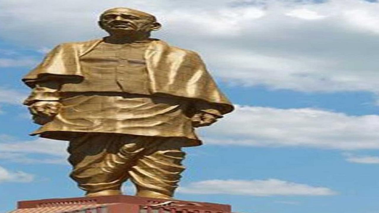 Money laundering of Statue of Unity revealed