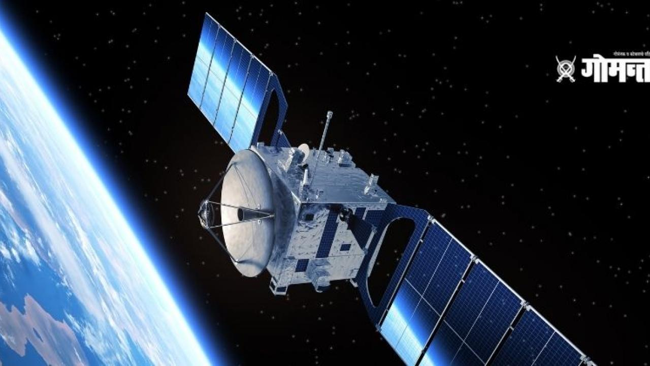 The new Satish Dhawan satellite will be launched with a photo of Bhagwad Gita and Prime Minister Modi