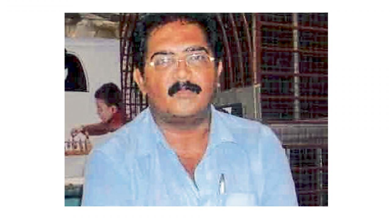 Former state chess champion Adv Purushottam Kantak passes away