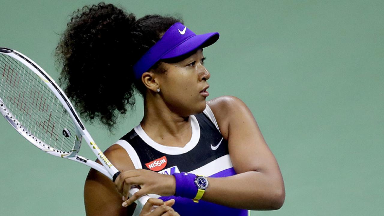 Naomi Osaka enters to semi-final of US Open