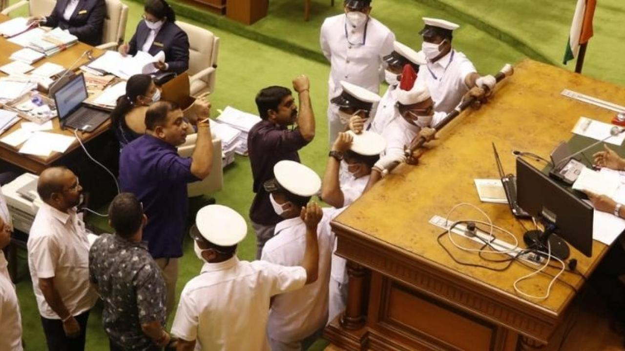 Goa Assembly House Tahkub till July 19