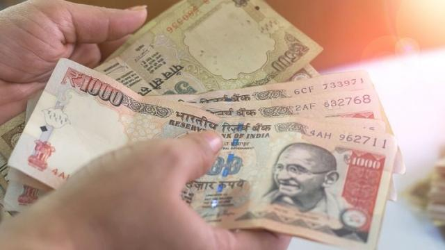 500 and 1000 rupees
