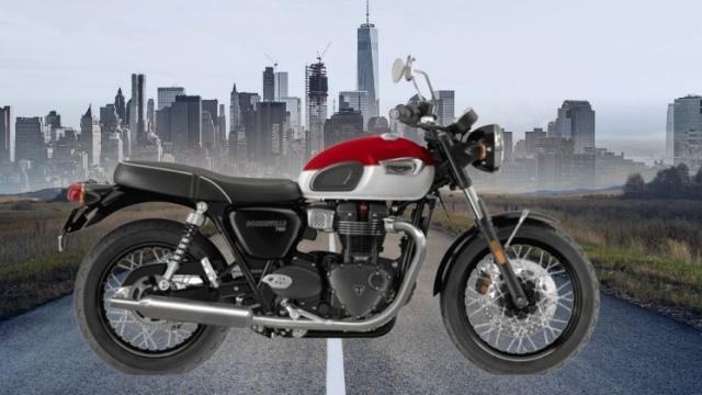 Triumph launched special New Bike