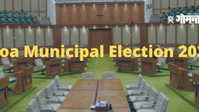 381 nominations were filed on the last day of Goa Municipal Corporation elections