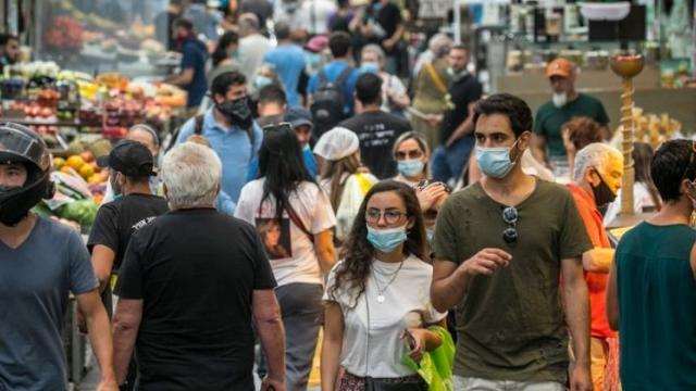 Israel lifts ban on wearing masks in public places Find out