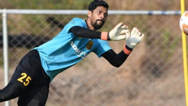 Hyderabad FC has increased the contract of goalkeeper Kattimanis
