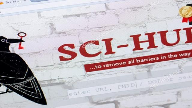 Demand to ban Sci Hub should be completely banned in India as its allegedly she is working illegally