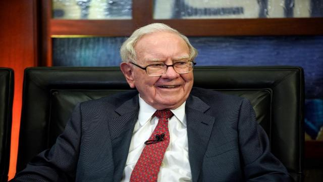 warren Buffett and his share