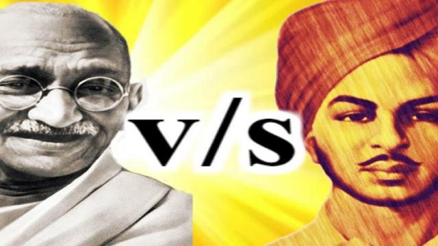 gandhi tried to save bhagat singh