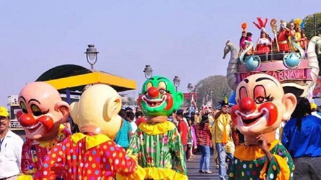 Wadgaon Carnival procession route case