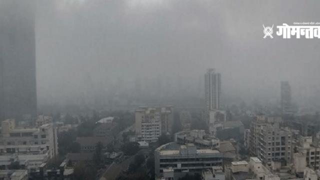 Pollution level in Mumbai has risen with air quality degrading to dangerous level
