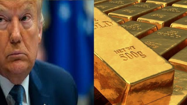 hike in gold prices after trump got positive with corona virus