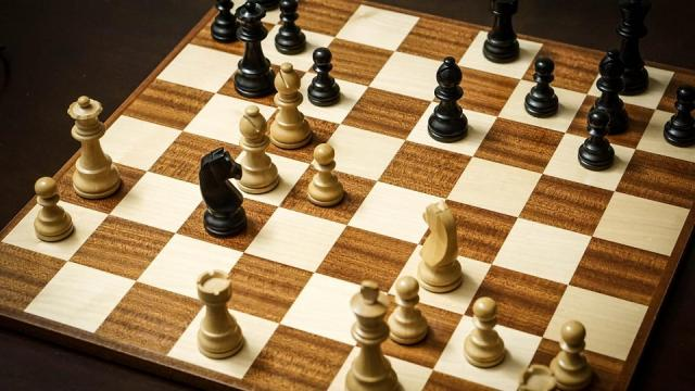 Chess competition from March 22