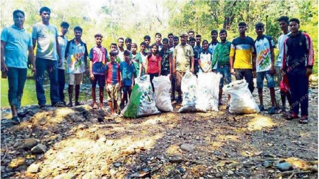Mhadei river save mission
